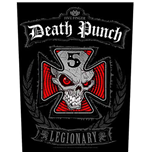 Logo Five Finger Death Punch - Design: Legionary