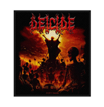 Logo Deicide - Design: To Hell With God