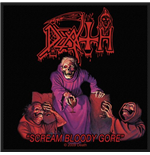 Logo Death - Design: Scream Bloody Gore