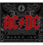 Logo AC/DC - Design: Black Ice