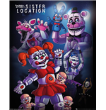 Poster Five Nights at Freddy's 318996