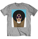 Camiseta Prince de homem - Design: Art Official Age