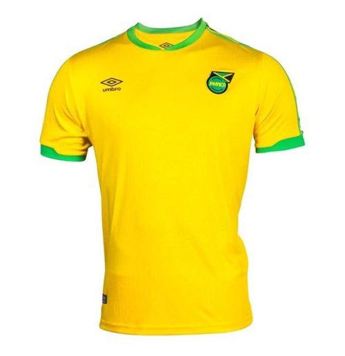 Compra Camiseta 2018 2019 Jamaica Futebol 2018-2019 Home Original 5b46e6531cbc4