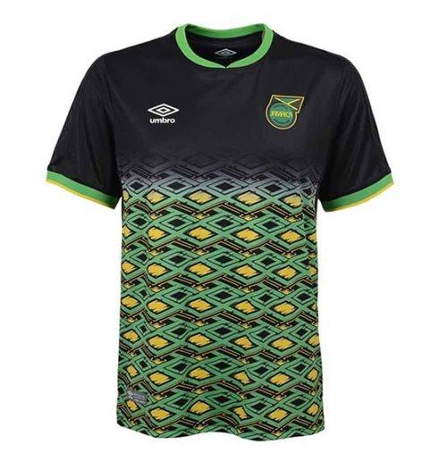 Compra Camiseta 2018 2019 Jamaica Futebol 2018-2019 Away Original a4c8ac2bb4ce5
