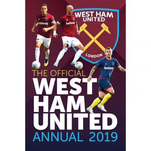 Anuário West Ham United 319956 91e22b2e9d6c5