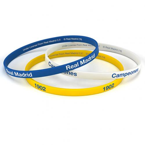 Pulseira Real Madrid 319961 0cce684431cd1
