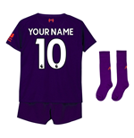 Camiseta 2018/2019 Liverpool 2018-2019 Away personalizada
