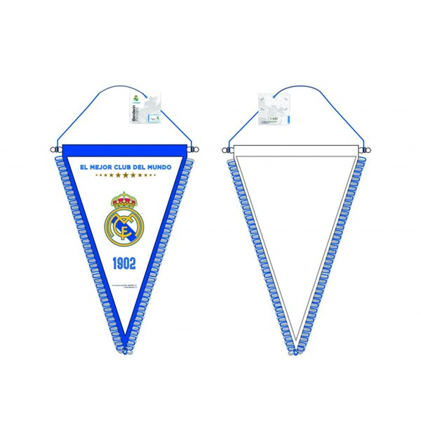 Bandeirinha Real Madrid 320407