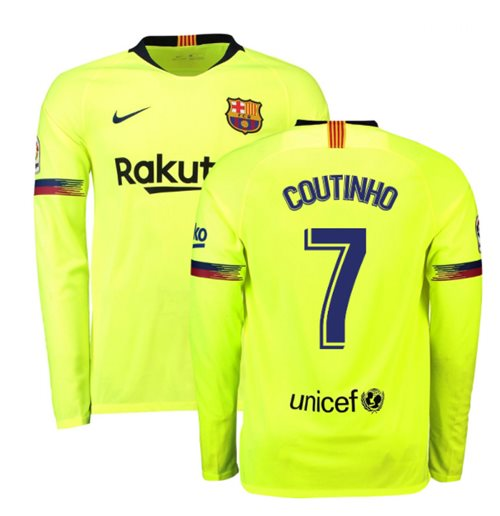 2dd4fc2b09 Compra Camiseta 2018 2019 Barcelona 2018-2019 Away Original