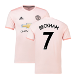 Camiseta 2018/2019 Manchester United FC 2018-2019 Away