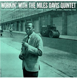 Vinil Miles Davis Quintet - Workin' With