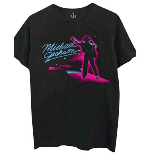 7b94b8dae4 Compra Camiseta Michael Jackson de homem - Design  Neon Original