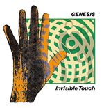 Vinil Genesis - Invisible Touch