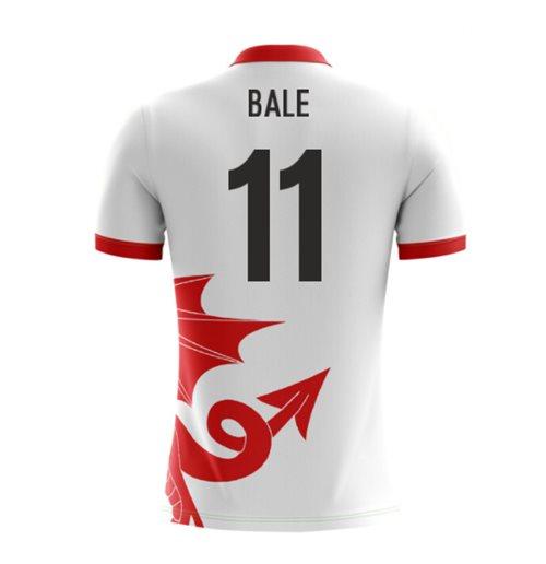 Compra Camiseta País de Gales futebol 2018-2019 Away Original 7d18e27dfdc0e