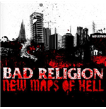 Vinil Bad Religion - New Maps Of Hell