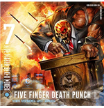 Vinil Five Finger Death Punch - And Justice For None (2 Lp)
