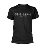 Camiseta Death Note 323071