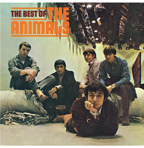 Vinil Animals (The) - The Best Of  (2 Lp) (180gr)