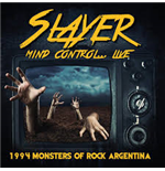 Vinil Slayer - Mind Control... Live