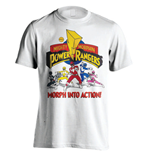 Camiseta Power Rangers  324220