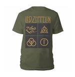 Camiseta Led Zeppelin 324480