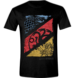 Camiseta Game of Thrones 325539