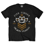 Camiseta Five Finger Death Punch 325561