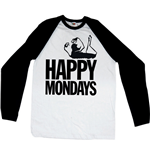 Camiseta Happy Mondays 325668