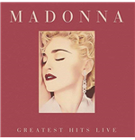 Vinil Madonna - Greatest Hits Live