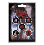 Broche Death - Design: Albums