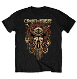 Camiseta Crown the Empire de homem - Design: Sacrifice