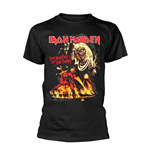 Camiseta Iron Maiden 327879