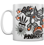 Caneca Crash Bandicoot  328132