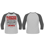 Camiseta Sleeping with Sirens 328476