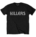 Camiseta The Killers de homem - Design: Dots Logo