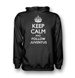 Camiseta Keep Calm and Carry On (Preto)
