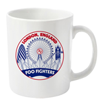 Caneca Foo Fighters 329656