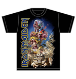Camiseta Iron Maiden 330077