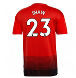 Camiseta 2018/2019 Manchester United FC 2018-2019 Home