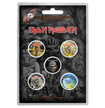 Broche Iron Maiden 331679