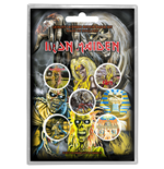 Broche Iron Maiden 331681
