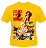 Camiseta Attack Of The 50FT Woman 332236