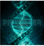 Vinil Disturbed - Evolution