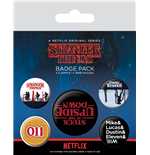 Broche Stranger Things 334220