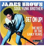 Vinil James Brown - Soul Funk Brother - Get On Up! - The Best Of The Early Years