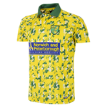 Camiseta vintage Norwich City FC 335378