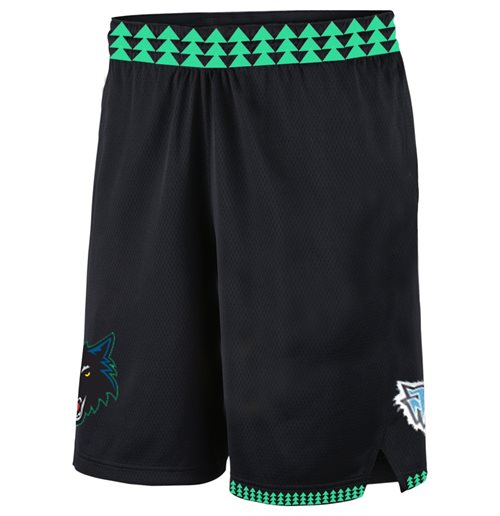 Shorts Minnesota Timberwolves 335754