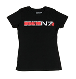 Camiseta Mass Effect 335934