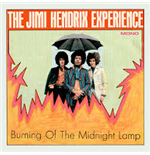 Vinil Jimi Hendrix Experience (The) - Burning Of The Midnight Lamp (Mono Ep)