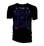 Camiseta Doctor Who de homem - Design: Retro Video Game Maze